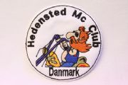 Badge - Hedensted MC